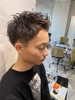 【EL-yuki】アップバング×ショートレイヤー0112327997