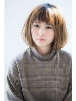 リル ヘアーデザイン(Rire hair design)【Rire-リル銀座-】無造作☆くせ毛風ボブ☆