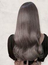 コルクバイマグ(COLK by Mag)20代30代圧倒的透明感◎つや髪ロング×ココアブラウン