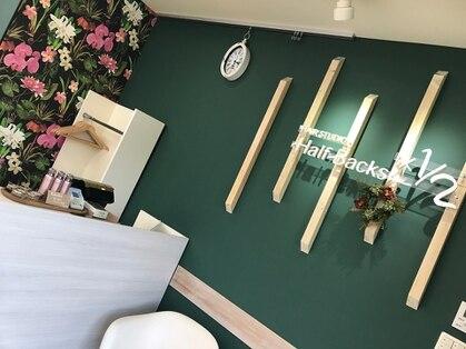 ハーフバックス 多摩境店(HAIR STUDIO HALF BACKS×1/2)の写真