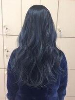 アドゥーヘアー(A do hair)dark navy