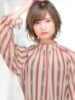 【VIALA 自由が丘】ひし形×ニュアンスパーマ
