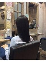 フィン(FiN by allure)【池袋の髪質改善専門店FiN by allure】マットグレージュ☆