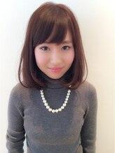 ☆丁寧なカウンセリング☆  経験豊富なスタッフが、「納得のいく再現性の高いスタイル」 を提案します。