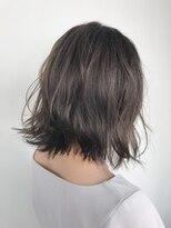 ブリッツレボルト(BLITZ R EVOLUT)『BLITZ山田夏樹発』フェザーカット・オーガンジーボブ☆