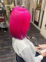 ミミック (mimic)vivid pink × inner color TRICKstyle!