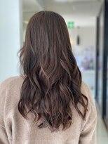 艶髪ロング☆美髪Aube HAIR沖浜☆50代前半
