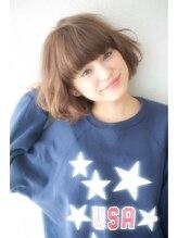 ホロホロ ヘアーデザイン(holoholo Hair Design)【holoholo】☆大人かわいい無造作アンニュイカール☆