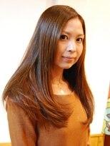 テトラ ヘアー(TETRA hair)艶やかロング
