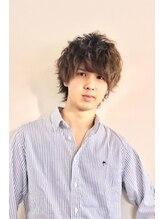 メンズヘアースパイス ユメサキ(Men's Hair SPICE -yumesaki-)高橋 周平