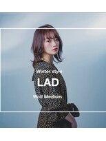 ラッドヘアー(LAD HAIR)【LADHAIR】レイヤーミディ