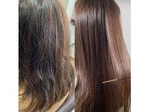 ヘアクリエイト ピアル(Hair Create Piar)の雰囲気(今までにない圧倒的な縮毛矯正で史上最高のきれいを体験下さい。)