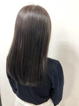 ランタナ(Lantana)の写真/今話題の《Aujua》トリートメントで極ツヤ髪へ☆日本の女性の為に開発され悩みに寄り添うケアを体感できる!