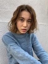 ローグ(Logue)【keiko】甘すぎない ラフパーマ☆