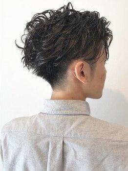 ロッカ ヘアーイノベーション(rocca hair innovation)の写真/roccaならON/OFFどちらも楽しめるスタイルを提案してくれるから『今までで1番カッコ良い自分』になれる!