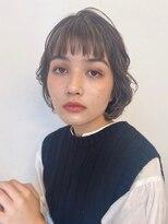 マグノリア オモテサンドウ(MAGNOLiA Omotesando)フレンチミディアムパーマ・・・YOSHIBA
