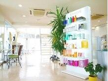 プッティ (putti)の雰囲気(白を基調とした、清潔感溢れる店内。)