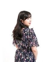 ヘアーアンドメイク エイダ(hair&make eida)愛され大人かわいいゆるふわイルミナカラーパーマロング40代30代