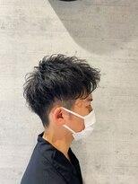 レザボア ヘアーアンドビューティー ハイブ店(reservoir Hair&Beauty Haibe)ソフトマッシュ