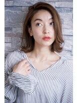 【Noah銀座】40代に人気のミセスパーマ エレガントパーマ