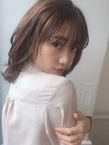 カヤックバイハニー 渋谷店(KAYAK by HONEY)【KAYAK渋谷】愛されモテひし形小顔20代30代40代ボブ