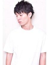 ニコ カシェート 狭山市東口店(nico-cachette)2ブロック刈上げ×パーマ 【nico-cachette 狭山市】