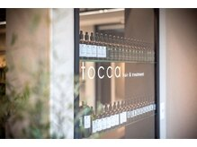 tocca hair&treatment 博多駅筑紫口店【トッカ ヘアー&トリートメント】