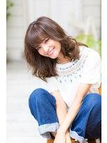 フェリア サウスガーデン(felia southgarden)【felia】大人かわいい斜めバングくびれミディ