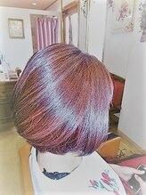 デザインヘアー ピアジェ 橿原店(DESIGN HAIR PIAGET)☆☆☆KIRARAが奏でる4G立体的グラデーションカラー&TR☆☆☆