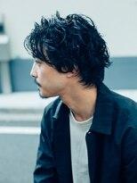 ヘアーアンドメイク ポッシュ 西日暮里店(HAIR&MAKE POSH)ゆる渋パーマ 【POSH 西日暮里】
