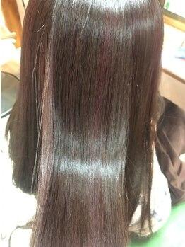 ステップバイステップココ(Step by Step CoCo)の写真/≪Step by Step CoCo≫は1人1人に合ったトリートメントで髪の内部までしっかりしなやかなで美しい髪に♪