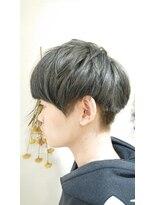 マットマッシュ【Ash大泉学園店 東 知孝】