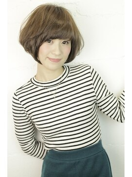 モールヘアー(MOOL hair) Short Bob 【quatre】