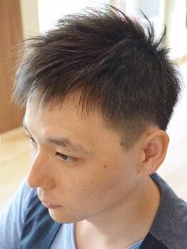 ピーエス ヘアーデザイン(PS. Hair Design)の写真/カジュアルなスタイルはもちろんビジネスシーンにも合うスタイルを提案致します!