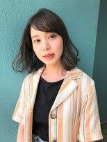 ヘアーアンドメイク ツィギー(Hair Make Twiggy)【twiggy篠崎】 ☆ラフハネウェーブボブ☆