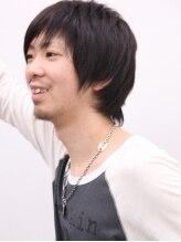 パースヘアデザイン 鷹匠店(PERS hair design)杉山 広平