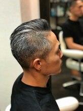 オムヘアーツー (HOMME HAIR 2)#barberstyle #rudestyle #fadecut #hommehair2nd櫻井