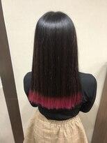 ラガッツァ(La ragazza)裾カラー