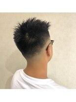 ネオヘアー 京成曳舟店(NEO Hair)立ち上げスキンフェード【京成曳舟】