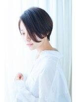 ウィルゴ(VIRGO)【VIRGO】橋元リョウイチ ジグザグバング厚めバングミニマムボブ