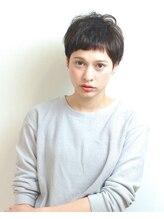 レンジシアオヤマ(RENJISHI AOYAMA)女の子らしいベリーショート2《RENJISHI》
