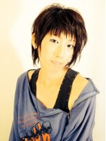 アビリティ ヘアー(ability hair)アシメロックスタイル by abilityhair