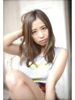 LAUREN★Ennui beige long Style♪ tel0112328045