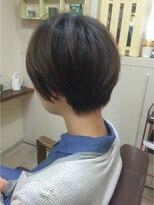 ファシオ ヘア デザイン(faccio hair design)立体ショート