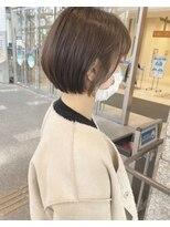 モッズヘア 仙台PARCO店(mod's hair)【奥山】コンパクトショートボブ★