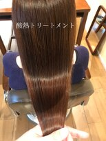 オハナ(ohana)髪質改善酸熱トリートメント ■ ohana 表参道 髪質改善 ■