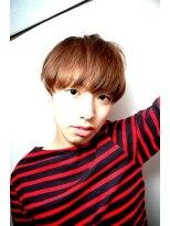 ヘアメイク ユーユ(Hair make U YU)U-YU「ショートマッシュ♪」男だってマッシュにしたい!!