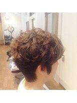 ヘア ルシェ(hair ruscha)【ヘアルシェ】おすすめ♪エアリーショート♪