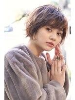 ルージュ(Rouge)【米倉和寿】 20代30代人気 ワンカールショートボブ