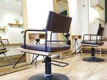 髪切屋さん テテソウエン(Tete soen)の雰囲気(小さな店内でゆったりとお過ごしください。)